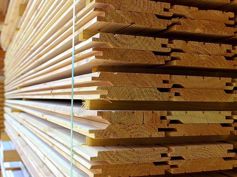 bardage douglas standard brut espace bois 42. Black Bedroom Furniture Sets. Home Design Ideas