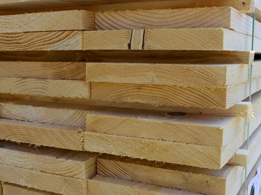 Planches Bois Brut