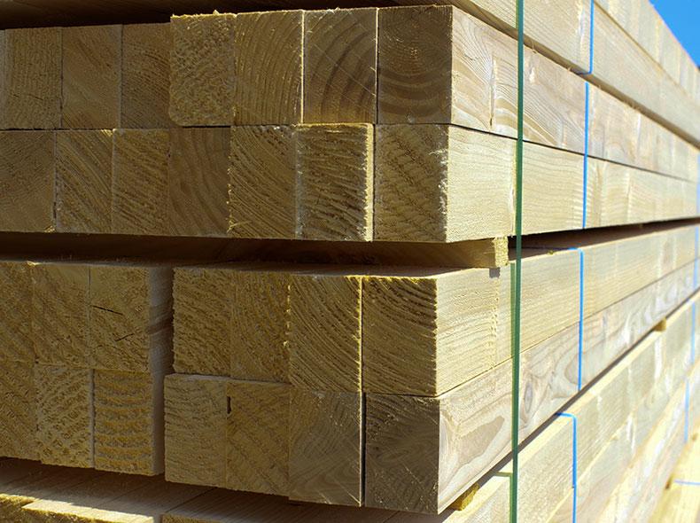 › Espace Construction › Bois Brut › Tasseaux – Bois brut