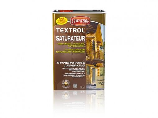 Saturateur bois Textrol