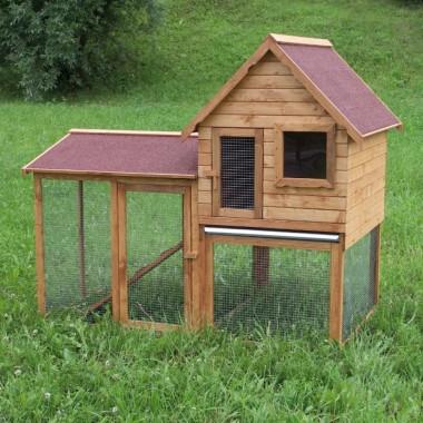 Poulailler Duplex